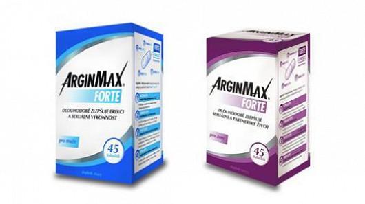 Slabá sexuální výkonost vašeho partnera? ArginMax je řešením pro muže i ženy