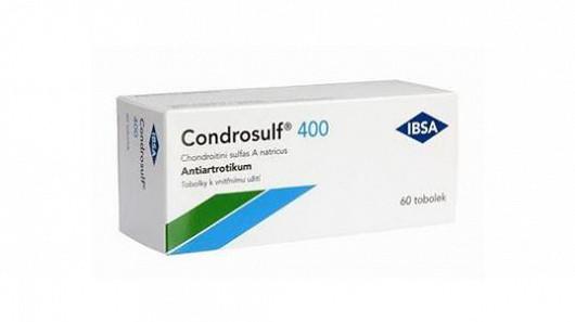 Trpíte bolavými klouby? Vyzkoušejte Condrosulf pro zdravé klouby!