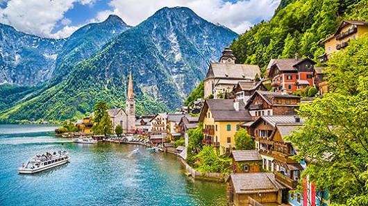 Rakousko – země zaslíbená pro rodiny s malými dětmi i sportovce