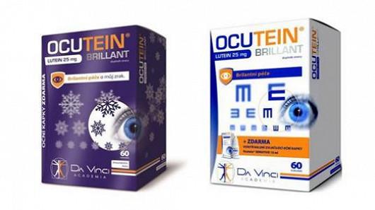 Máte bolavé oči? Vyzkoušejte Ocutein Lutein Brillant s maximálním účinkem luteinu!