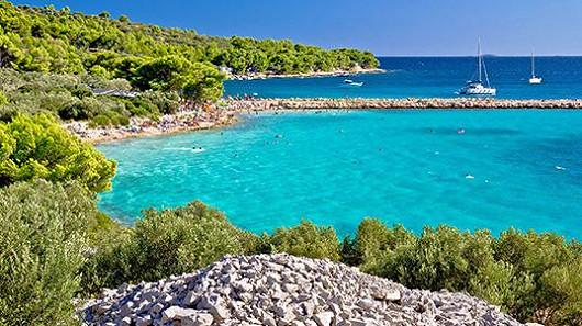 Chorvatsko – ostrovní poklady Murter a Kornati