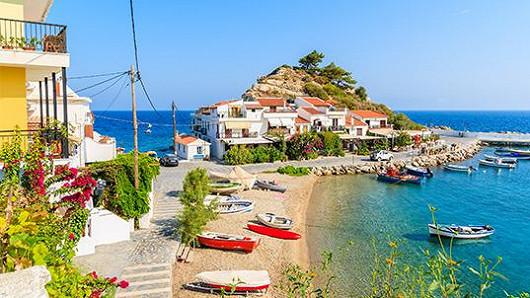 Aktivní i poklidná dovolená v Řecku
