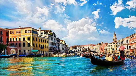 Itálie – země gurmánů