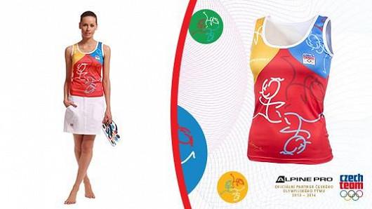 Trika a tílka z Rio olympijské kolekce od 449 Kč