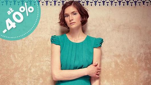 Tisíc a jedny londýnské šaty s 40% slevou