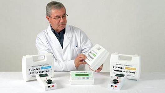 Jaký Electro Antiperspirant mám zvolit?