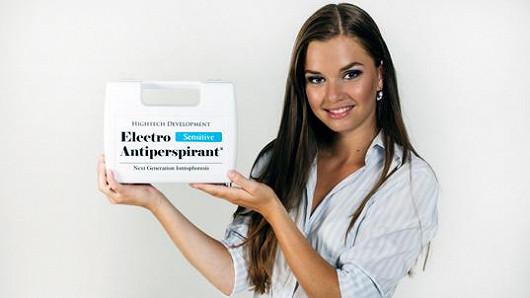 Electro Antiperspirant a recenze uživatelů