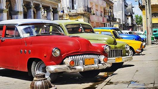 Kuba – ostrov s atmosférou dob dávno minulých