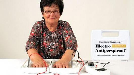 Lékaři Electro Antiperspirant doporučují už léta