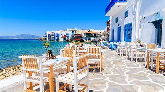 Řecko – nejoblíbenější destinace