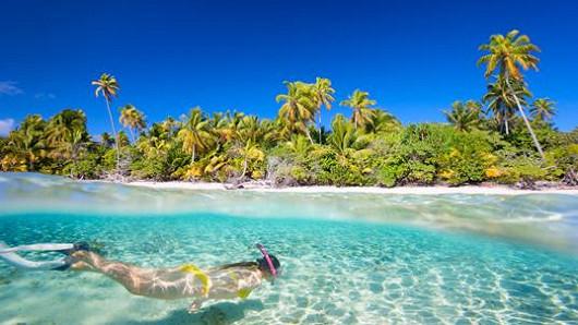 Maledivy – nádherný podmořský svět