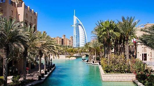 Emiráty – zažijte pohádku tisíce a jedné noci