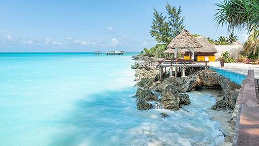 Voňavý Zanzibar