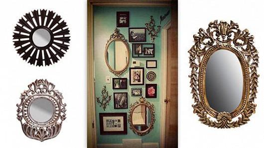 Vyřezávaná zrcadla jako originální doplněk každého interiéru