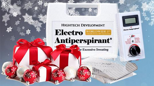 Jak Electro Antiperspirant získat
