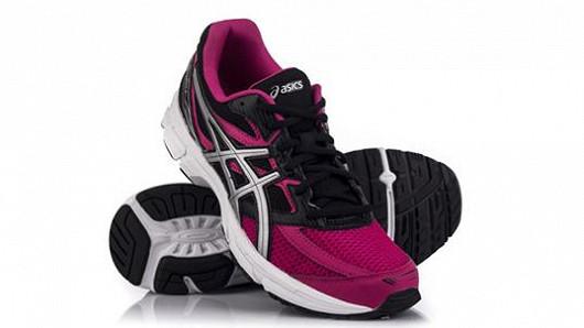 Dámská běžecká obuv ASICS se slevou 70 %