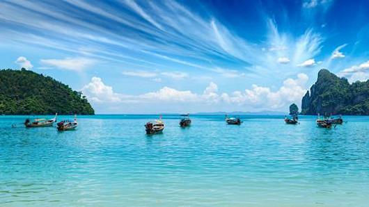 Thajsko – země usměvavých lidí
