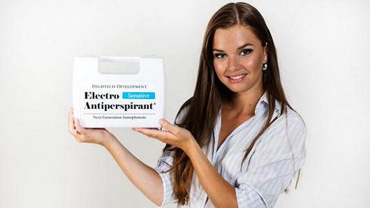 Electro Antiperspirant vs. Nadměrné pocení