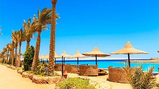 Exkluzivní dovolená v Egyptě