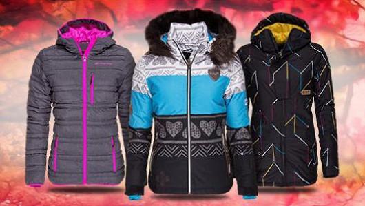 Stylové dámské zimní bundy do každého počasí!