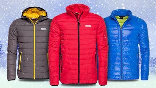 Designové pánské zimní bundy vám zajistí komfort!
