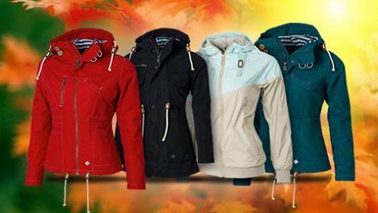 Slušivé dámské podzimní bundy a kabáty, které příjemně zahřejí!