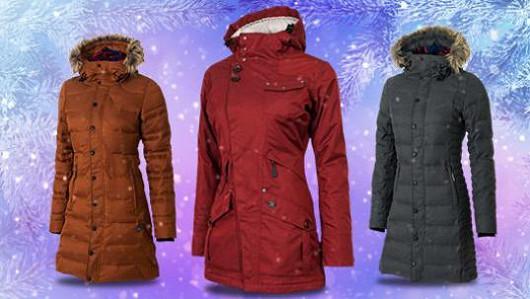 Dámské kabáty již od 791 Kč!