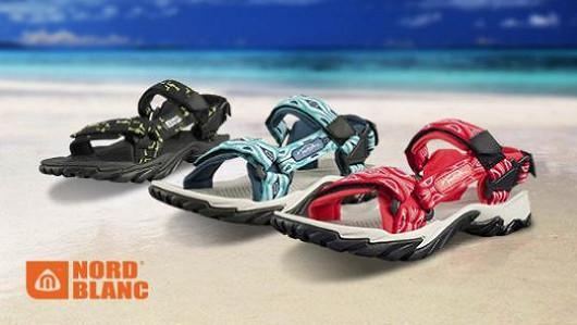 Sportovní sandály Nordblanc dokonalé na dovolenou!