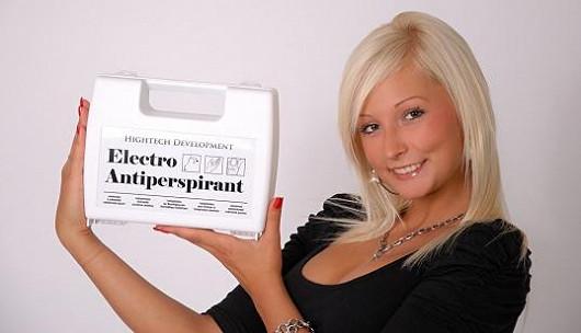 Electro Antiperspirant používají tisíce lidí
