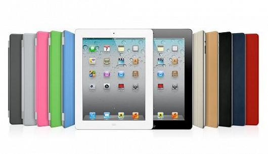 iPad2 bílý