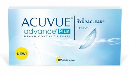 Kontaktní čočky mohou mít UV filtr!