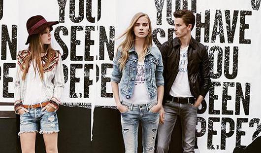 Objevte svět Pepe Jeans!