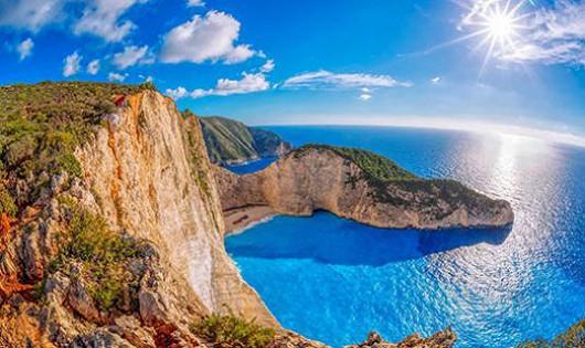 Řecko – Zakynthos, želví ostrov