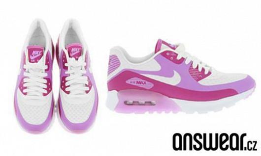 Nike Airmax v růžové
