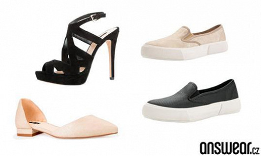 Mango a boty? Skvělá kombinace!