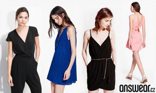 Šaty a overaly
