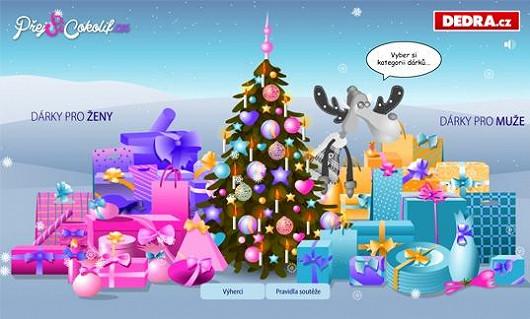Plníme Vaše vánoční sny. Každý den losujeme jedno přání, které splníme!