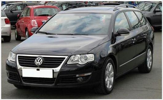 Spolehlivý a elegantní VWPassat 2.0 TDI Kombi, z roku 2008, se servisní knížkou, najeto pouze 87482 km