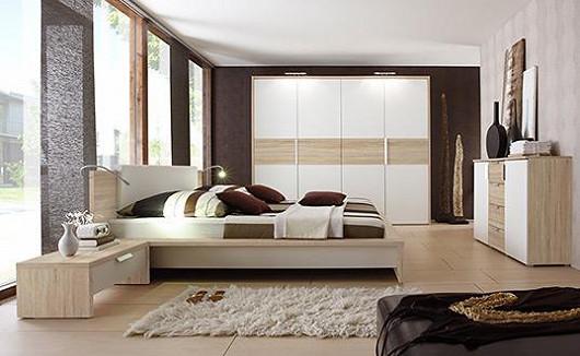 Kompletní ložnicový nábytek za polovinu ceny! Bydlete moderně a nezruinujte přitom rodinný rozpočet