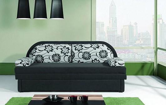 Prostorný gauč nebo plnohodnotná postel? Užívejte si naplno výhody 2 v 1!