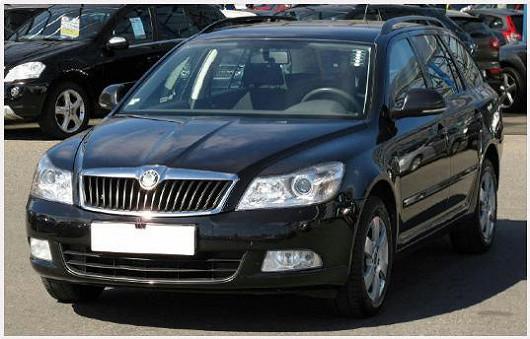 Skvělá ŠkodaOctavia 1.9 TDI combi, z roku 2010, po 1. majiteli, najeto pouze 42 463 km