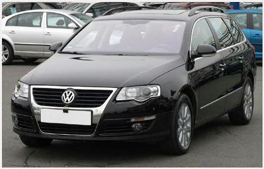 Populární VW Passat 2.0 TDI combi, z roku 2009, po 1. majiteli, najeto pouze 87 995 km