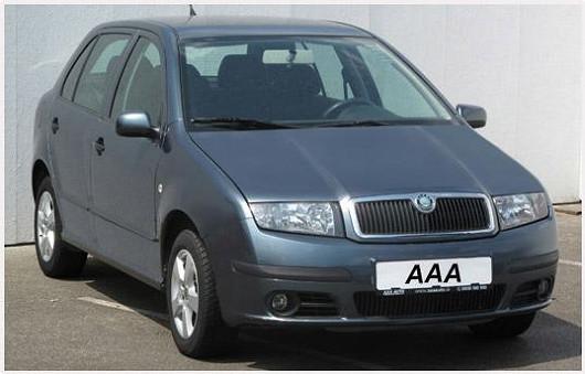 Škoda Fabia I(1999 – 2007)