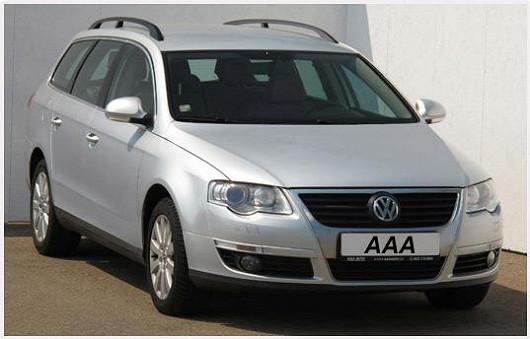 Volkswagen Passat (2005 – současnost)