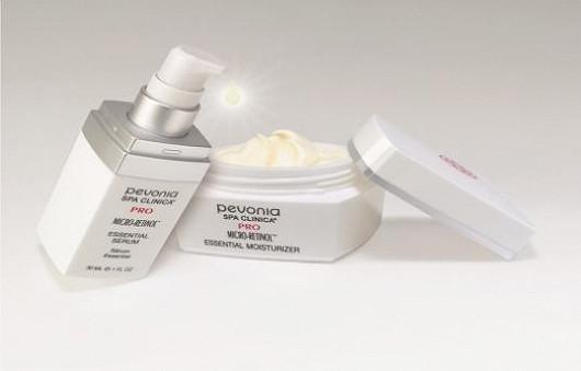 Přípravky s retinolem
