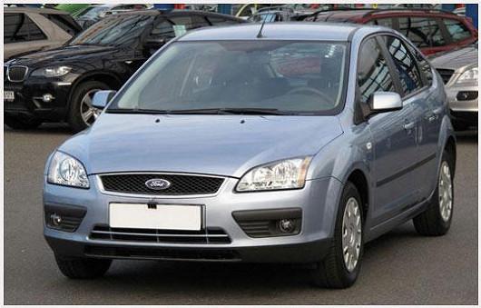 Populární Ford Focus 1.6 16V hatchback, z roku 2007, po 1. majiteli, najeto pouze 58 990 km