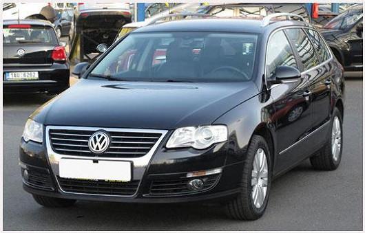Spolehlivý a elegantní VW Passat 2.0 TDI combi, z roku 2007, po 1. majiteli, najeto pouze 99 975 km