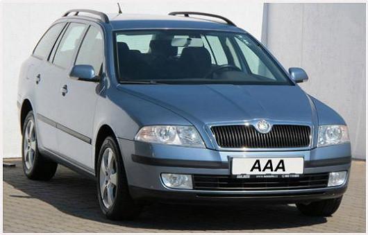 Škoda Octavia II (2004 – 2013)