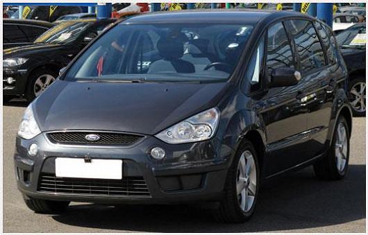 Oblíbené prostorné MPV Ford Focus S-MAX 2.0 TDCi, z roku 2008, po 1. majiteli, najeto pouze 77 874 km