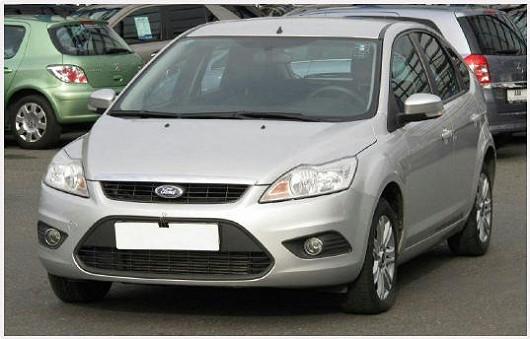 Spolehlivý a elegantní Ford Focus 1.6 16V, z roku 2009, po 1. majiteli, najeto pouze 52 862 km